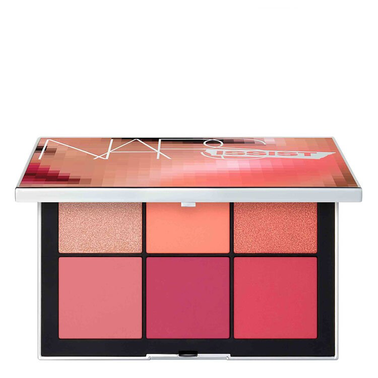 NARSissist Wanted Cheek Palette II, NARS Cheek Palettes