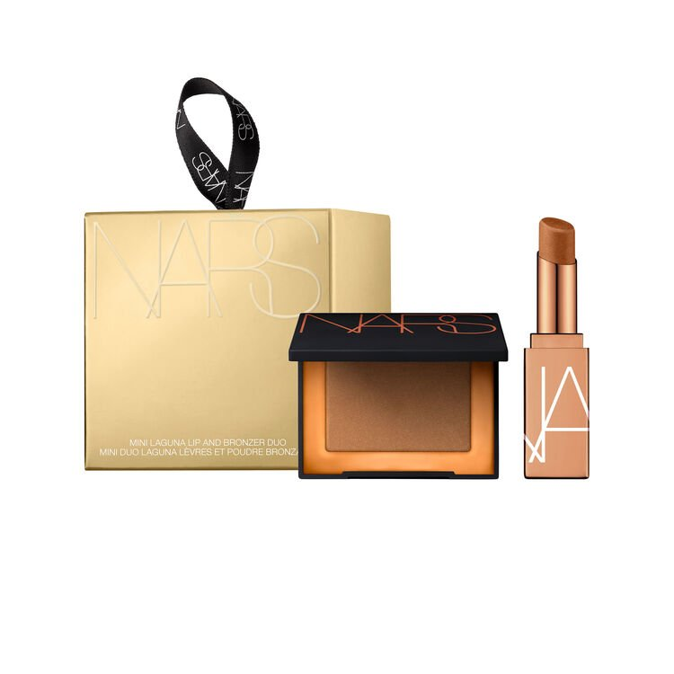 MINI LAGUNA LIP AND BRONZER DUO, NARS Sets