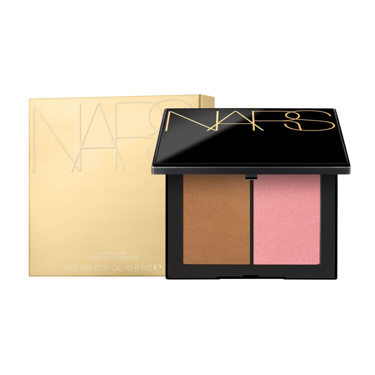ICONIC GLOW CHEEK DUO, NARS Holiday Collection