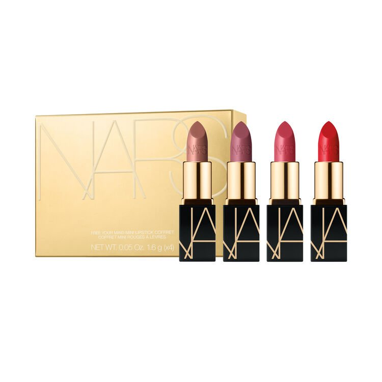 FREE YOUR MIND MINI LIPSTICK COFFRET, NARS Holiday Collection