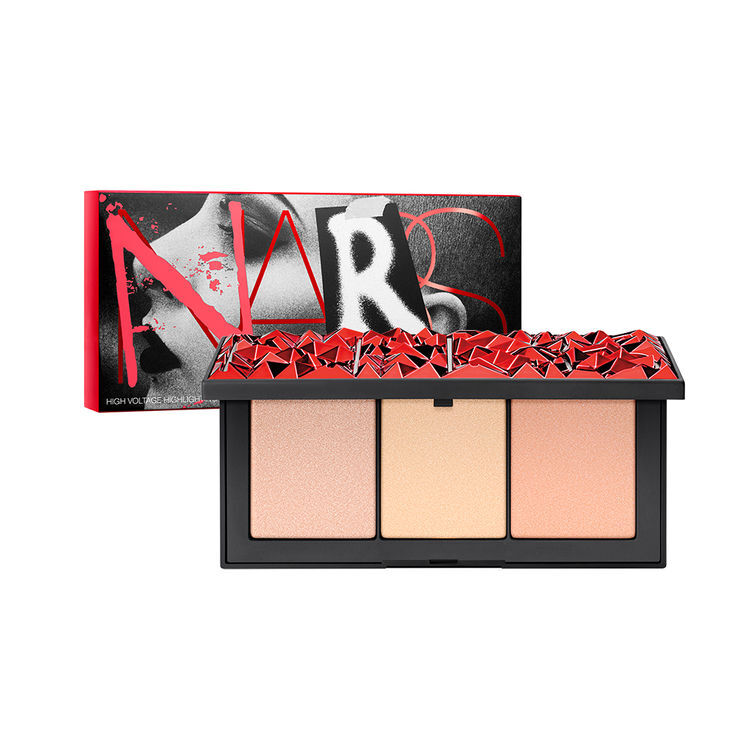 High Voltage Highlighting Palette, NARS Cheeks