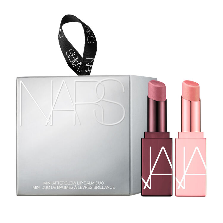 MINI AFTERGLOW LIP BALM DUO, NARS new arrivals