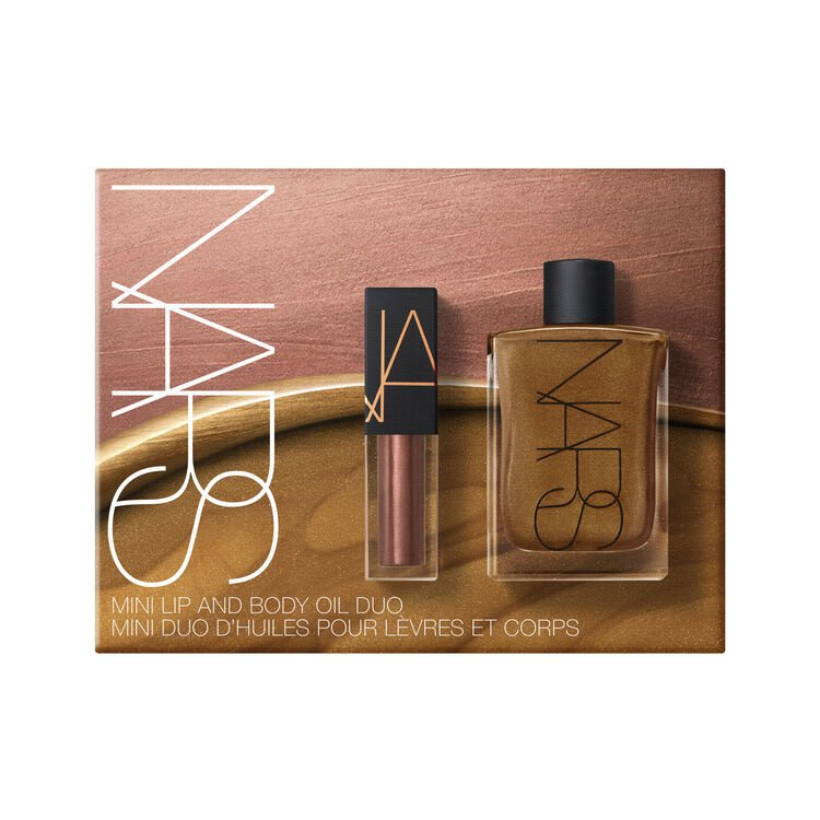 Mini Lip and Body Oil Duo, NARS Lipstick
