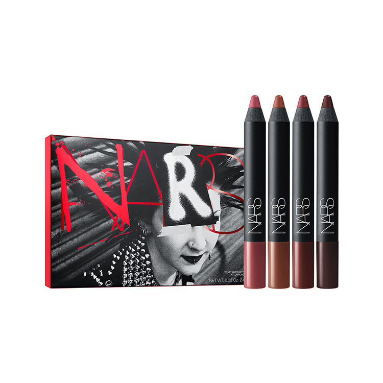 Manic Velvet Matte Lip Pencil Set, NARS Lip Pencils