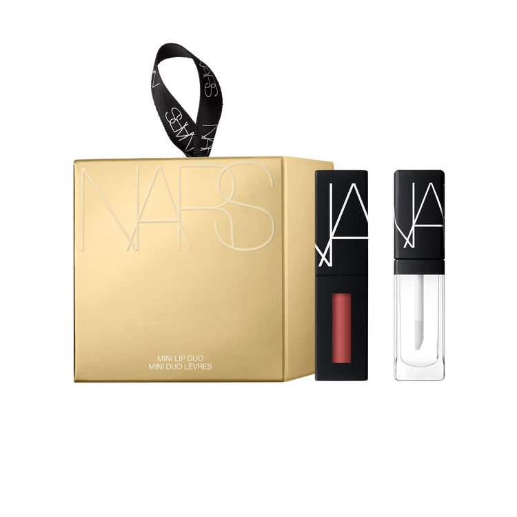 MINI LIP DUO, NARS Holiday Collection- 30% Off