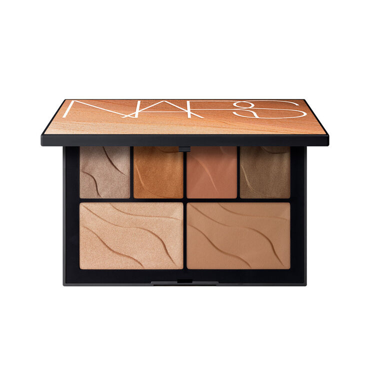 Summer Lights Face Palette, NARS SUMMER 2019 EDIT