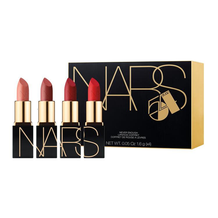 Never Enough Mini Lipstick Coffret, NARS Lipstick