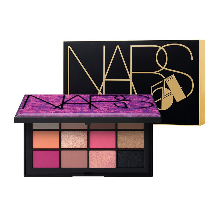 Hyped Eyeshadow Palette, NARS Studio 54