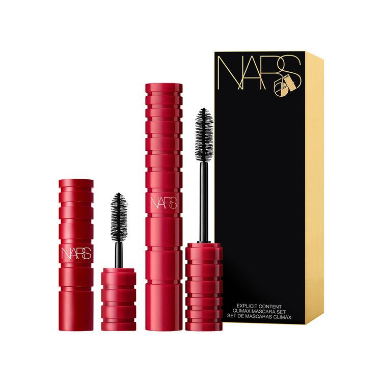 Explicit Content Climax Mascara Set, NARS Shop by Category