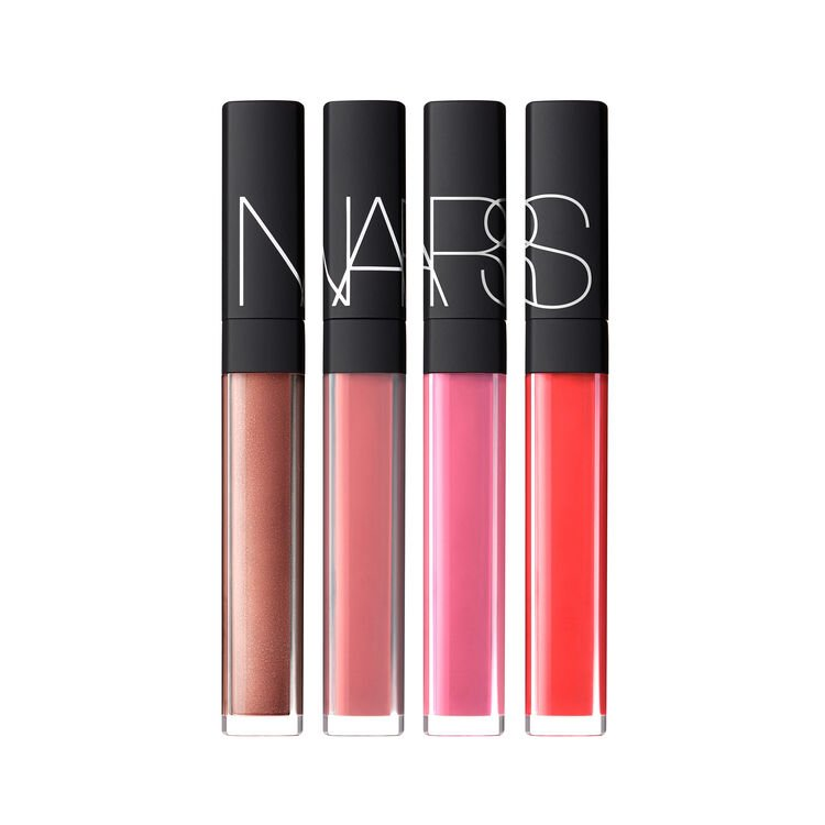Hot Tropic Lip Gloss Coffret, NARS Lip Gloss
