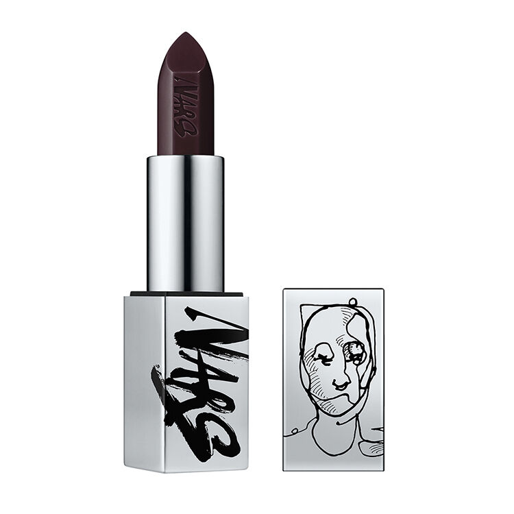 Connor Tingley Audacious Lipstick, NARS Connor Tingley Collection