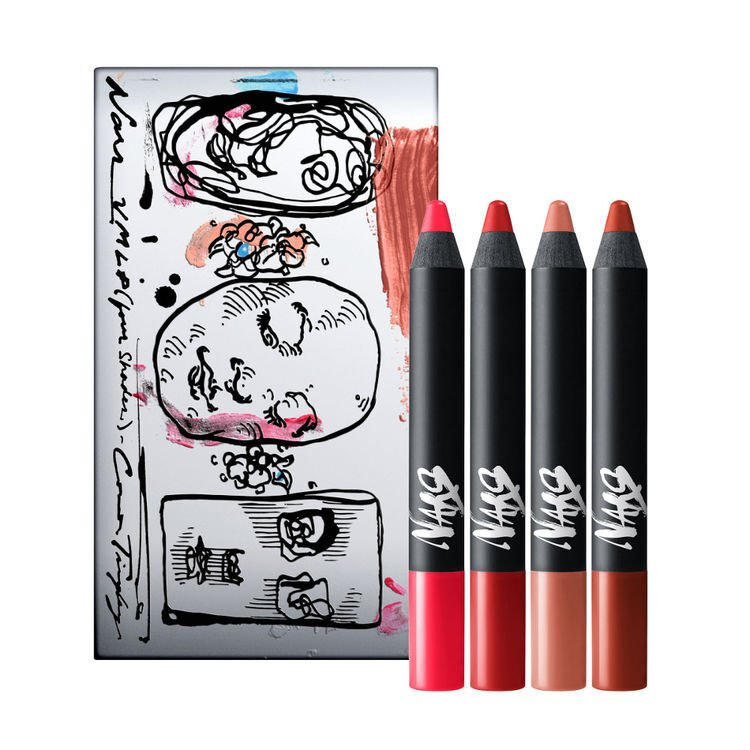 Connor Tingley Velvet Matte Lip Pencil Set, NARS Shop by Category