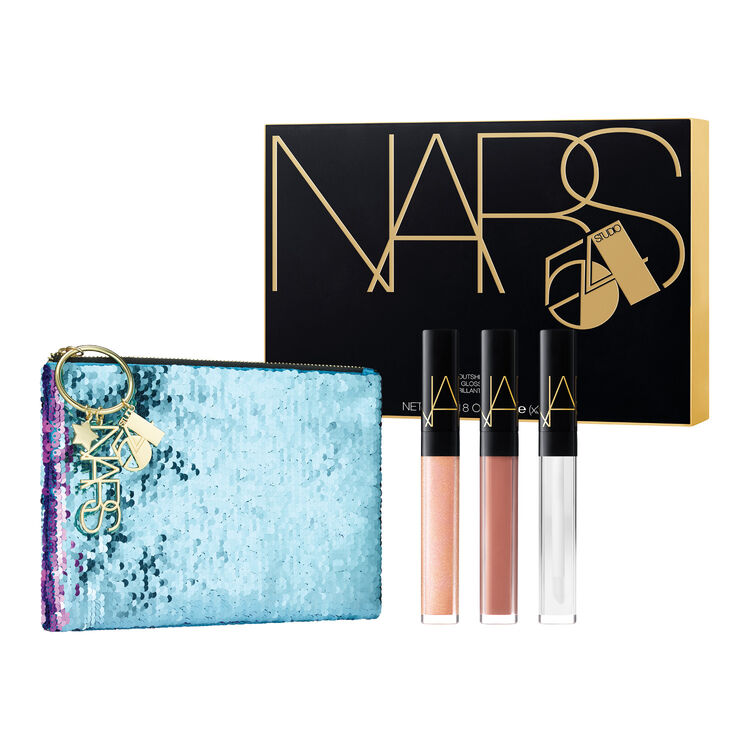 Outshine Lip Gloss Set, NARS Lips
