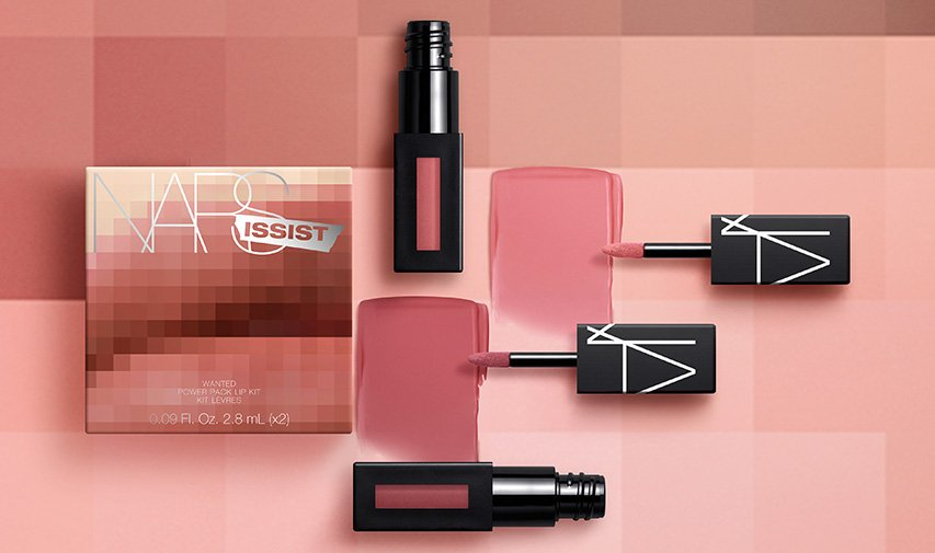 NARSissist Power Pack Lip Kit - Cool Nudes