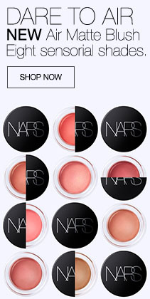Dare to Air. NEW Air Matte Blush in 8 sensorial shades