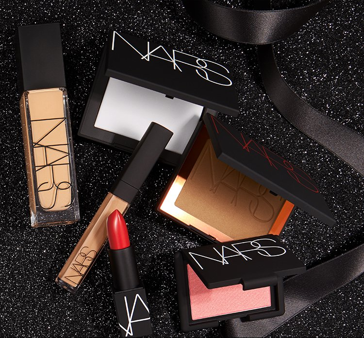 NARS Holiday Homepage