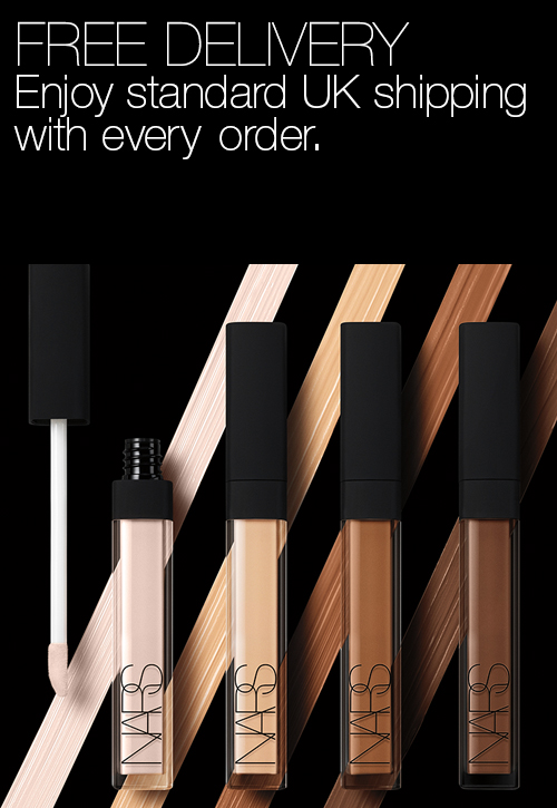 NARS - FREE DELIVERY Enjoy standard shipping with every €50+ order