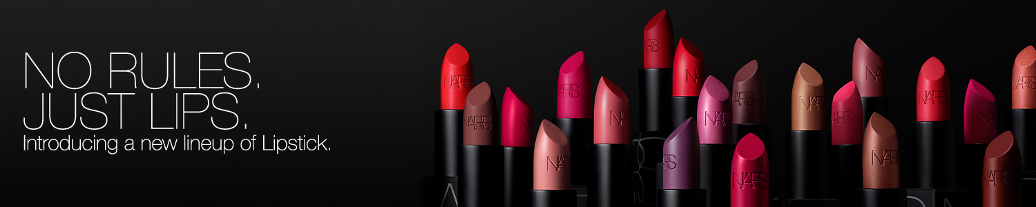 Introducing a new lineup of Lipstick.